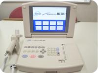 肺機能検査器
