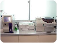 自動血球計算器 血液ガス分析器 生化学自動分析器